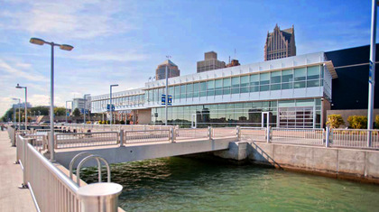 Waterview Loft at Port Detroit - Ceremony & Reception, Caterers - 130 E. Atwater Street, Detroit, Michigan, 48226, USA