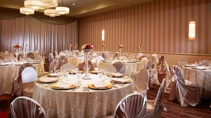 Sheraton Albuquerque Airport Hotel - Ceremony & Reception, Hotels/Accommodations - 2910 Yale Boulevard S.E, Albuquerque, NM, 87106