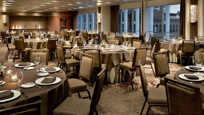 The Westin Phoenix Downtown Hotel - Ceremony & Reception, Hotels/Accommodations, Ceremony Sites, Reception Sites - 333 North Central Avenue, Phoenix, AZ, 85004, United States