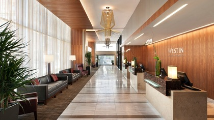 -  - The Westin Phoenix Downtown Hotel