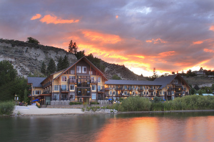 -  - Summerland Waterfront Resort