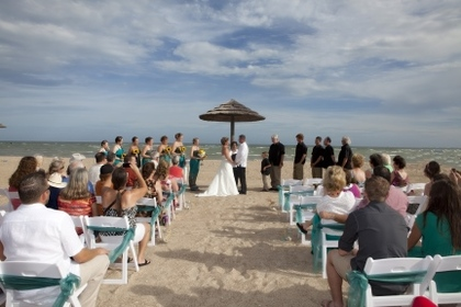 Rockport Beach Pavilions - Ceremony Sites, Attractions/Entertainment, Ceremony & Reception, Beaches - 210 Seabreeze Drive, Rockport, Texas, 78382, USA