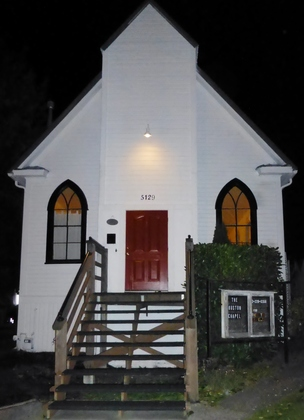 Built in 1904, The Ruston Chapel offers an intimate setting for your wedding.  - Ceremonies - The Ruston Chapel
