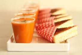 Mini French Toast with Tomato Soup - Hairstyles - Creative Catering of Virginia