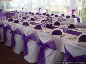 Purple and white...total package approximately $3000.00 (includes lighting, backdrops, linens, tunneling, etc) for 250 guests. Call for more information -  - A SPARK OF ELEGANCE