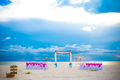 Private Beach Location - Anna Maria Island, FL