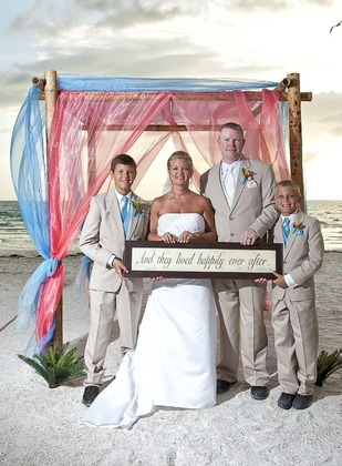 And They Lived Happily Ever After - Anna Maria Island, FL