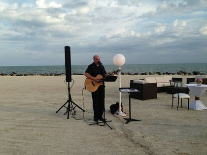 Chris Thomas Music - Ceremony Musicians, Bands/Live Entertainment - Golf Club Drive, Key West, Florida, 33040, USA