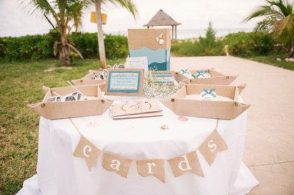 - Flowers and Decor - Chic Bahamas Weddings