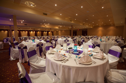 Radisson Hotel and Convention Centre - Hotels/Accommodations, Ceremony & Reception, Rehearsal Lunch/Dinner, Hotels/Accommodations - 4520 76 Ave, Edmonton, Alberta, T6B 0A5, Canada