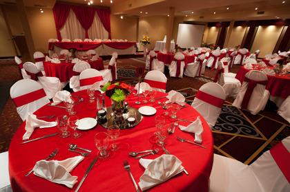 -  - Radisson Hotel and Convention Centre