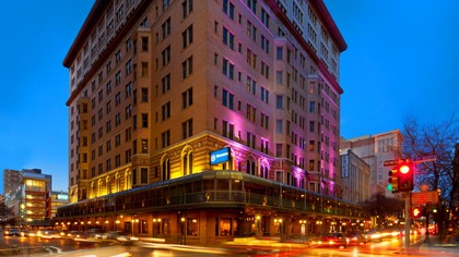 Sheraton Gunter Hotel San Antonio - Hotels/Accommodations, Reception Sites, Bridal Shower Sites, Ceremony & Reception - 205 East Houston Street , San Antonio, TX, 78205, USA