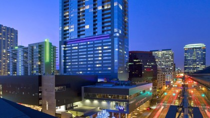 W Austin - Hotels/Accommodations, Reception Sites, Caterers, Ceremony & Reception - 200 Lavaca Street, Austin, TX, 78701, USA