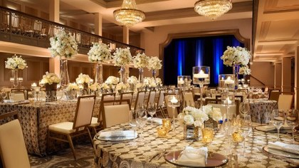 The St. Anthony, A Luxury Collection Hotel, San Antonio - Reception Sites, Hotels/Accommodations, Ceremony & Reception - 300 East Travis Street, San Antonio, TX, 78205