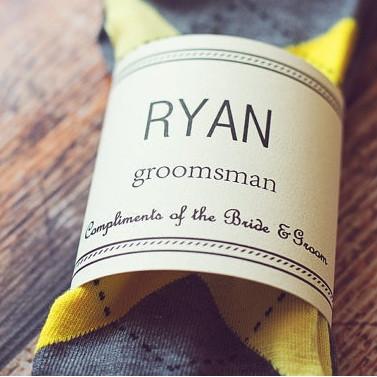 -  - Groovy Groomsmen Gifts