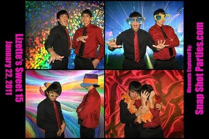 Snap Shot Parties - Photo Booths - 1732 Mall Circle, Fort Worth, Texas, 76116, United States