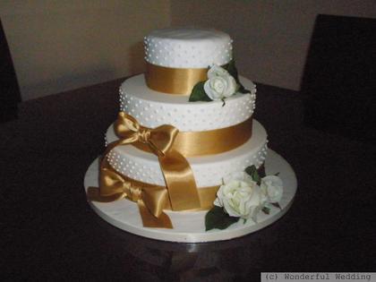 Vegetarian Wedding Cake - Cakes and Desserts - Wonderful Wedding