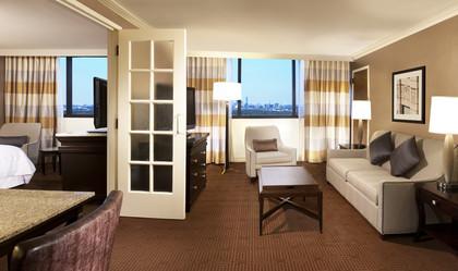 -  - Sheraton DFW Airport Hotel