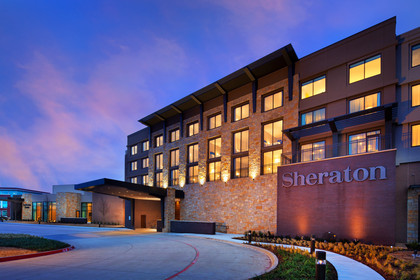-  - Sheraton McKinney Hotel