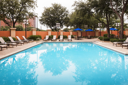-  - Sheraton Suites Market Center Dallas
