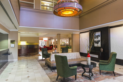-  - Sheraton Suites Market Center Dallas