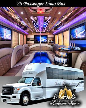 -  - Secrets Limousine Service