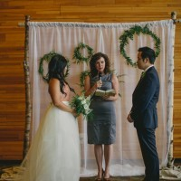Our officiant Lani (photo Hera Films) -  - Young Hip & Married