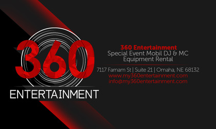 -  - 360 Entertainment
