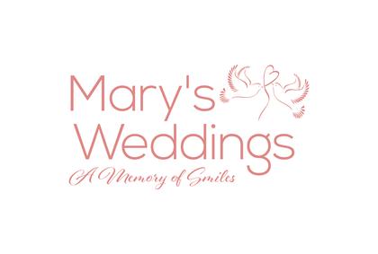 -  - Mary's Weddings