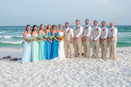 Emerald Beach Wedding & Events - Coordinators/Planners, Florists - GUlf Blvd, Navarre, FL, 32566, Santa Rosa