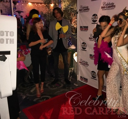 -  - Red Carpet Booth