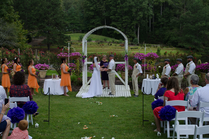 gardens of sunshine hollow - Ceremony & Reception, Caterers - 198 County Road 52, Athens, Tennessee, 37303, USA