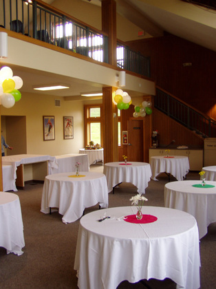 Great Bear Recreation Park, Inc - Ceremony & Reception - 5901 E Rice St, Sioux Falls, South Dakota, 57110