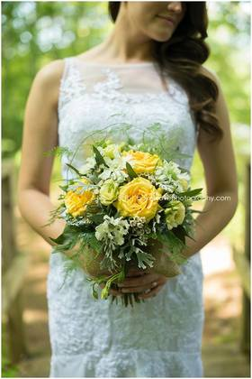 Flowers and Decor - Swedesboro Wedding In May in swedesboro, nj