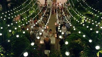 The Ceremony - Diana and Roberto's Wedding in Cartagena, Bolivar, Colombia