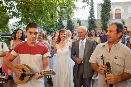 Wedding Party Attire - Zaros Wedding In July in San Francisco, CA, USA