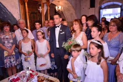 The Ceremony - Zaros Wedding In July in San Francisco, CA, USA