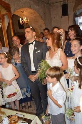 Hairstyles - Zaros Wedding In July in San Francisco, CA, USA