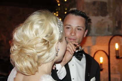 Hairstyles - Katie and Pete LaCoursiere's Wedding in Napa, CA, USA
