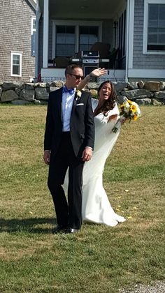 The Newlyweds - Desiree and Gregory 's Wedding in new shoreham, ny