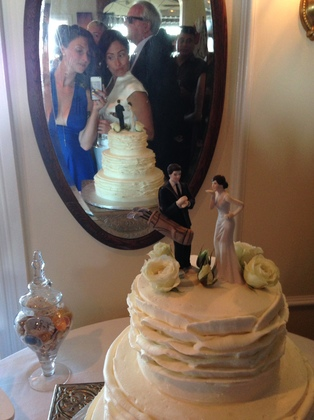Cakes and Desserts - Desiree and Gregory 's Wedding in new shoreham, ny