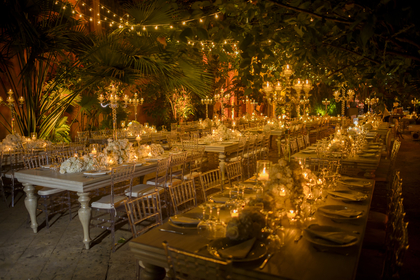Our destination Wedding Venue, Hotel Casa Pestagua in Cartagena, Colombia  Flowers and Decor - Carolina and Rafael Wedding in Bolivar, Colombia