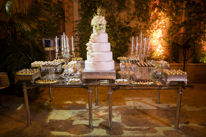 Our Wedding Cake and desserts Cakes and Desserts - Carolina and Rafael Wedding in Bolivar, Colombia