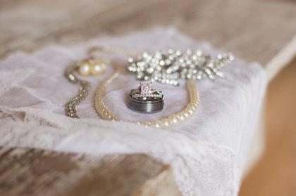 The jewelry and handkerchief worn that day.  Jewelry - Harrisonburg Wedding In September in Harrisonburg, VA, USA