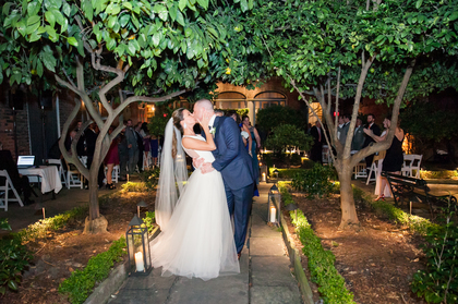 Our Wedding in Elmwood, LA, USA