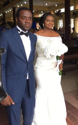 The Newlyweds - Oyekunbi and Oluranti's Wedding in Ibadan, Nigeria