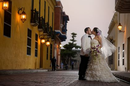 The Ceremony - Andrea and Johann's Wedding in Cartagena, Bolivar, Colombia