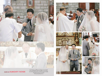 The Ceremony - Ryan and Maricar's Wedding in Bulacan, Philippines