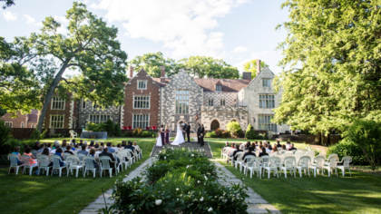 The Ceremony - Des Moines Wedding In June in Des Moines, IA, USA