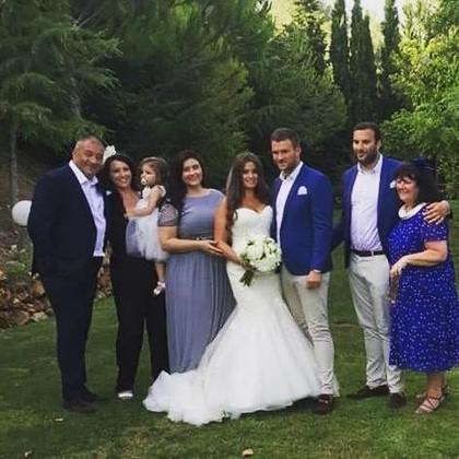 The Newlyweds - Gemma and Louis's Wedding in Marbella, Spain